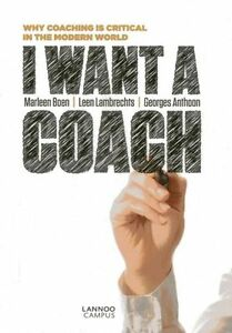 I Want a Coach by Leen Lambrecht, Georges Anthoon, Marleen Boen (Paperback,...