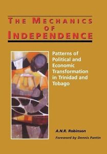 Mechanics of Independence Patterns of Political and Economic-ExLibrary