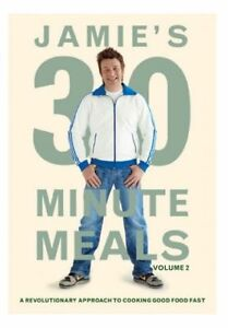 D1 BRAND NEW SEALED Jamie's 30 Minute Meals : Season 1 : Vol 2 (DVD,2012,2-Disc)