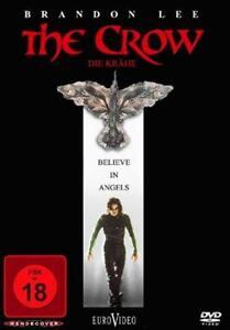 The Crow - Die Krähe (Brandon Lee) NEUWARE DVD A**
