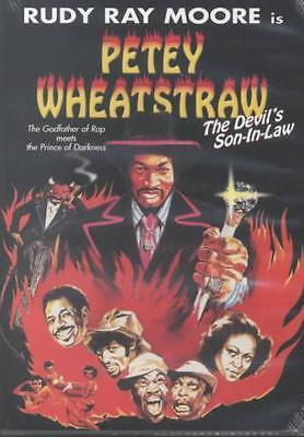 PETEY WHEATSTRAW - THE DEVIL'S SON-IN-LAW NEW DVD