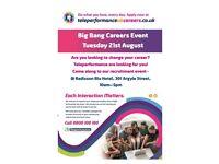 Teleperformance Big Bang Careers Event