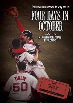 ESPN Films 30 for 30: Four Days in October NEW (30 For 30 Four Days In October)