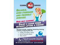 Cleaning & Ironing Services