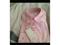 Size 8 T.M Lewin women long shirts