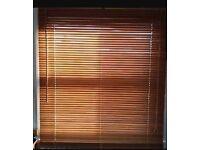 IKEA Venetian wooden blinds