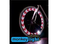 Monkey light bike wheel light (unopened)