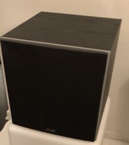 5.1 speaker system with stands and cables
