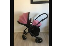 tutti bambini riviera pushchair travel system