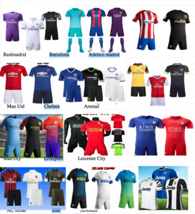 Highest Quality Soccer Uniforms with anti-slip socks FOR SALE