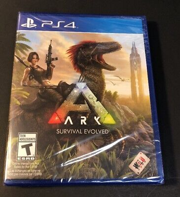 Ark Survival Evolved [ Region Free ] (PS4) NEW