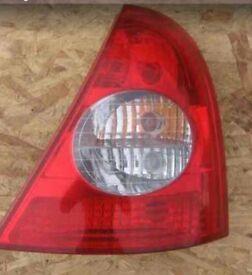 Clio break lights pair