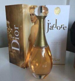 Dior Jadore 100ml perfume ladies