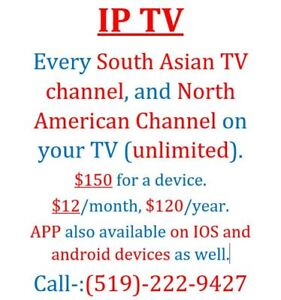 IP TV (Android Box)