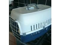 2 CAT CARRIERS USED ONCE