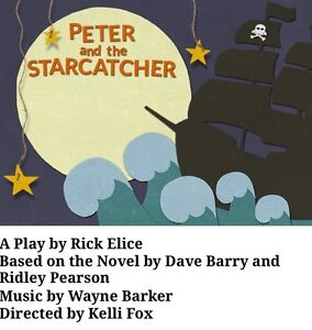 4 Tickets for Peter and the Starcatcher on New Years day