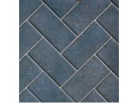 *** CHEAP BLOCK PAVING (3inch) (GREY 100mm x 200mm(approx)***