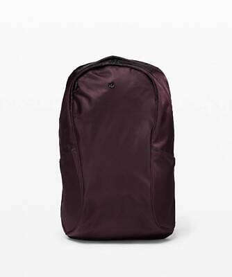 Lululemon Women's Out Of Range Backpack BCHR Black Cherry
