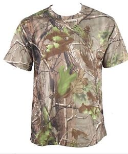 Browning Real Tree Camo Tee. New with tags.  Med