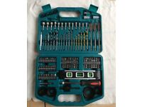 MAKITA BRAND NEW DRILL BITS FOR SALE ,PICK UP MY HOME ADDRESS, £49, NO OFFERS,THX