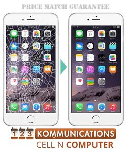 iPhone 6 glass screen replacement $60/- iPhone 7 glass $100/-