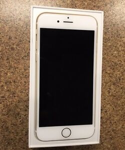 Mint Condition Gold iPhone 6