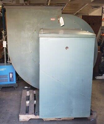 New York Blower 50hp Blower Size 362 Plr Woodworking Machinery