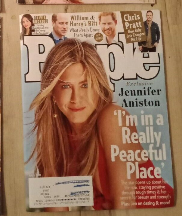 NEW SUBSCRIBERS ONLY PEOPLE MAGAZINE 57 ISSUES SUBSCRIPTION RARE