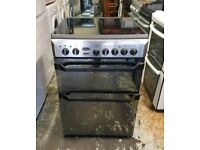 Indesit ceramic electric cooker very good condition 60cm