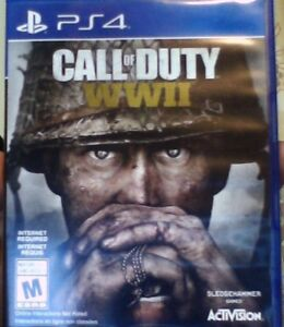 SELLING/TRADING CALL OF DUTY : WORLD WAR II