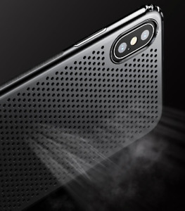 Brand New iPhone X Case, Dissipating heat to prevent overheating