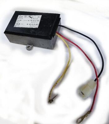 43cc 49cc pocket bike fs509 cat eye fs529(x7) mini chopper 3-wire control  module