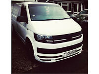 Vw t6 private plate TO06 ROB
