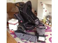 Phil and Teds sport travel system