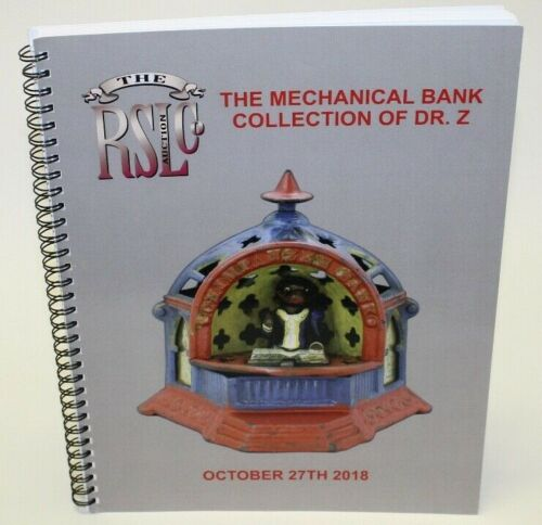 RSL - The Mechanical Bank Collection of Dr. Z Catalogue