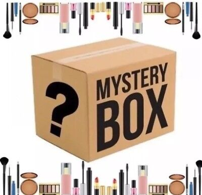 Box Package - Mysteries Beauty Box/PACKAGE NO JUNK