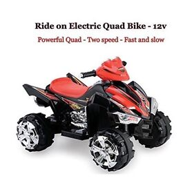 12v Rechargeable Electric Quad Bike