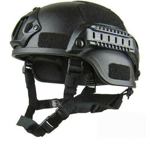 Lightweight Tactical Helmet - Front Built-in NVG Mount & ARC Accessory Rails