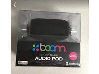 Bluetooth Speaker Boom Audio Pod New (Like Beats Pill)