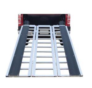 Tri Fold Loading Ramp