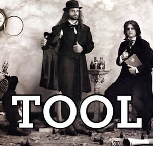 TOOL TICKETS FROM $58 CAD!!!