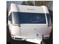 Hobby 650 prestige immaclate condition.