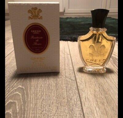 "Parfum ""fantasia De Fleur"" CREED 75ml Neuf"