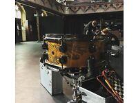 MAPEX BLACK PANTHER CHRIS ADLER SNARE £200