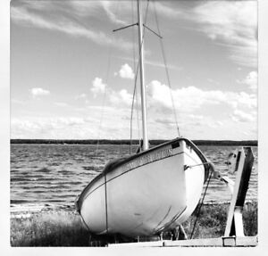 Racing Sailboat Dinghy Albacore - All you need to sail!