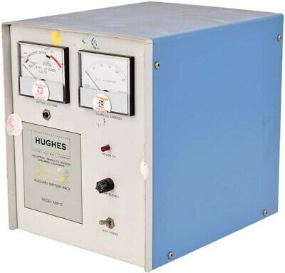 Hughes Abp-15 Welding Auxiliary Battery Pack For Mcw-550 Power Supply