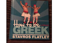 How to be Greek by Stavros flatley can post