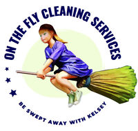 On The Flying ~ Cleaning Services