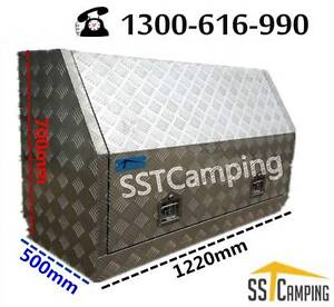 L1200*W500*H700 Full Side Opening Heavy Duty SST Camping Toolbox! Clayton Monash Area Preview