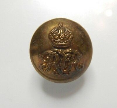 WW2 Royal Tank Regiment tunic Button 24 mm